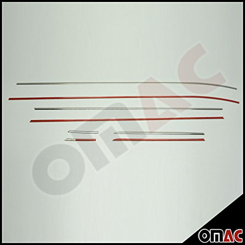 i30 2012 SW Chrom Fensterleisten 8-tlg