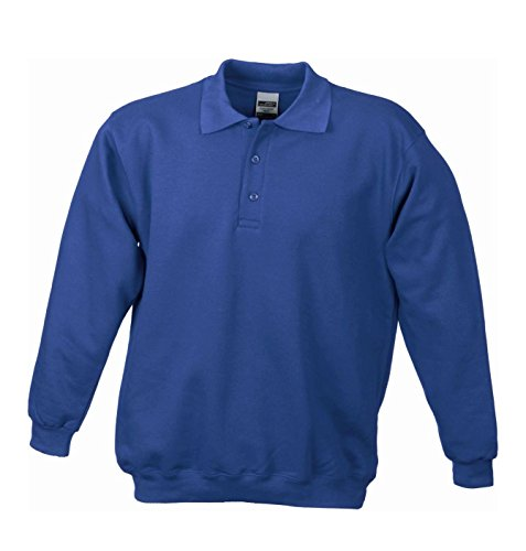 2store24 Longues Royal Manches Polo shirt Sweat Col UzxOUvPqw