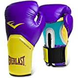 Luva Pro Style Elite Training - Everlast ROXA e AMARELA - 12 OZ