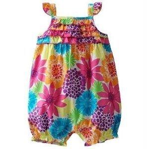 72059622c26 Amazon.com  Carter s Girls Everyday Easy 1-piece Flutter Sleeve ...