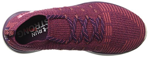 500 Armour Slingflex Rise Women Merlot Red Under Rustic wXCqRvv