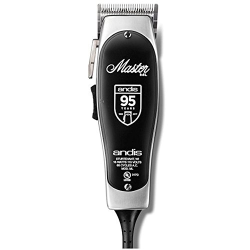 Andis Master 95th Anniversary Limited Edition Adjust Blade Clipper (12505) W/ #0, #1 combs by Andis