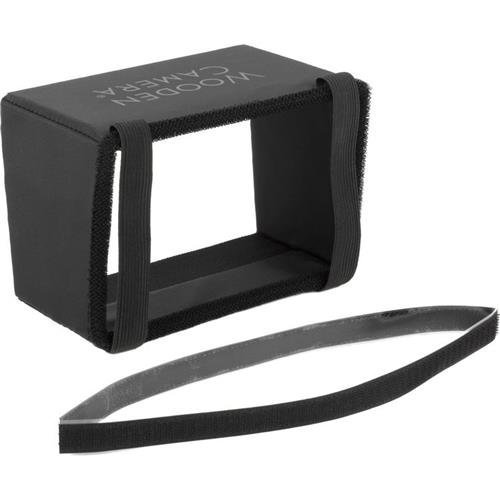 Wooden Camera 6 to 7'' LCD Sun Shade