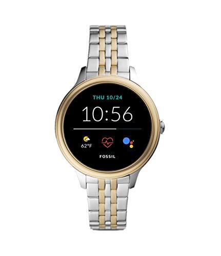 Fossil Gen 5E FTW6074 Dames Smartwatch