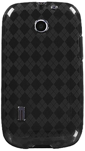 MyBat Argyle Pane Candy Skin Cover for HUAWEI U8652 (Fusion) - Retail Packaging - (Argyle Candy Skin Cover)