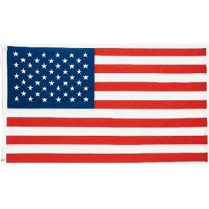 Courtesy Flags: U.S. Stars & Stripes