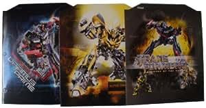 Transformers Set of Three Folders