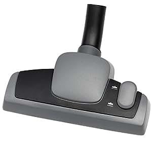 AEG Vario - Cepillo combinado para aspiradora con ranuras de parking y adaptador de 32/35 milímetros