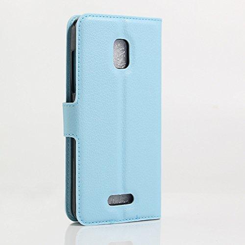 Manyip Funda Alcatel One Touch Pop Star OT5022D,Caja del teléfono del cuero,Protector de Pantalla de Slim Case Estilo Billetera con Ranuras para Tarjetas, Soporte Plegable, Cierre Magnético(JFC3-1) D