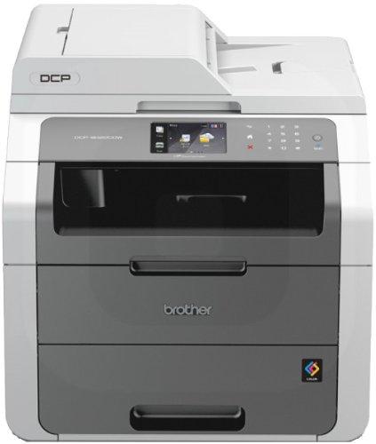 Brother DCP-9020CDW Multifuncional - Impresora multifunción (LED ...