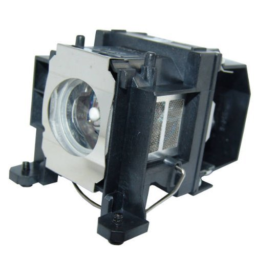 ELPLP48 / V13H010L48 Projector Replacement Lamp With Housing for Epson (Elplp48 Replacement)