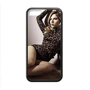 meilz aiaiQQQO Sex Scarlett Johansson Design Pesonalized Creative Phone Case For Iphone 5Cmeilz aiai