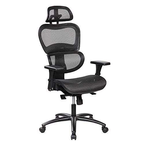 Techni Mobili Rta-5004-Bkfice Chair