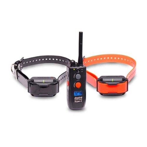 Super-X 1 Mile Remote Dog Trainer Number of Dogs: 2