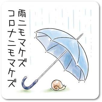 コロナ ウィルス 雨