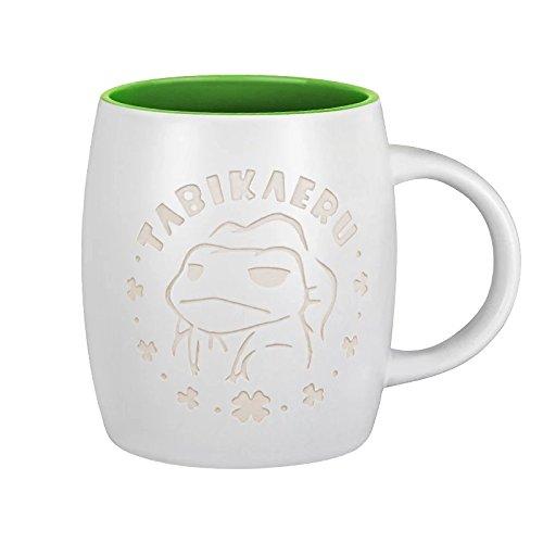 カエル旅行 旅かえる かわいい コップ マグカップ