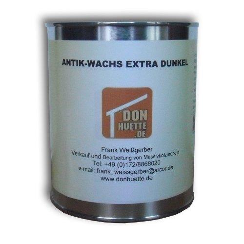 Antik-Wachs extra dunkel 1000 ml DonHütte