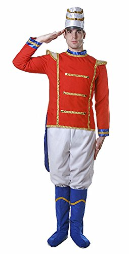 Dress Up America Adult Toy Soldier