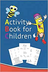 Activity Book for Children: My first math activity book ...