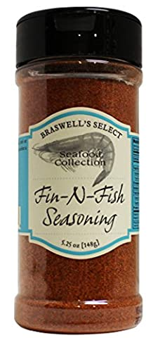 Fin N' Fish Seasoning from Braswell's Food Co. Select Seafood Condiments (Fin N Fish seasoning, 5.25 - Italian Roast Beef
