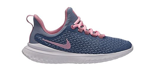 Running Diffused Compétition Renew Pink Chaussures ashen Nike de Blue Rival GS 400 Multicolore Femme Slate pqwUX