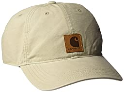 Carhartt Men\'s Odessa Cap,Tan,One Size