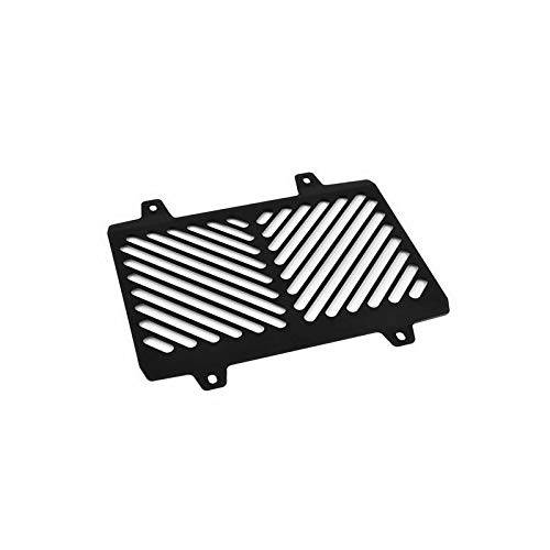 IBEX 10005502 Radiator Cover Water Radiator Grille Radiator Protector Radiator Cover Black Clean: