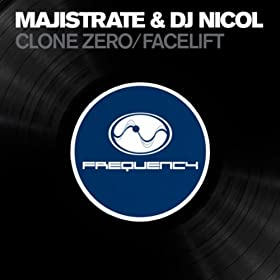 Majistrate & DJ Nicol - It's Like A Jungle / Blizzard