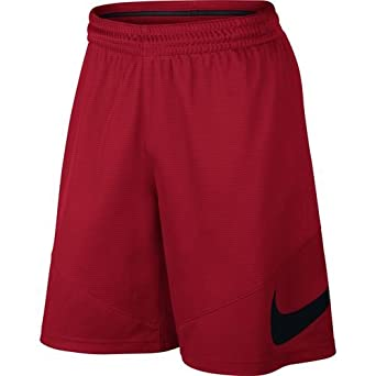 cf8b0a6ef5cce Nike M NK SHORT HBR Men's Shorts,Mediumulticolored (Rot/Black),Small