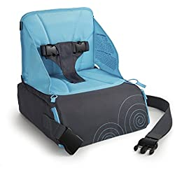 Best Portable: Munchkin BRICA GoBoost Travel Booster Seat