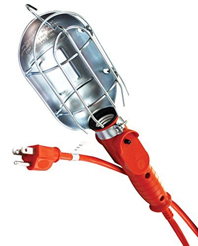 ATD Tools 80075 Incandescent Utility Light with 25' Cord