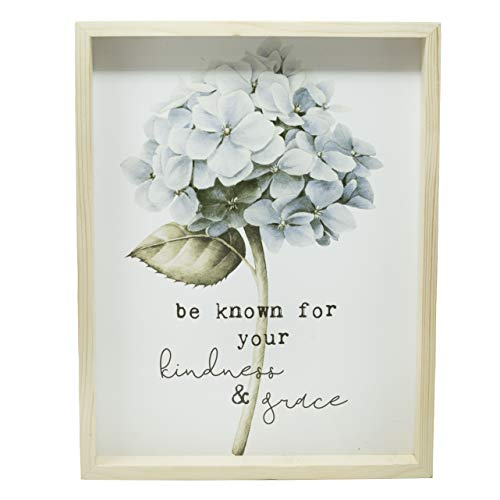 - ReLive Decorative Expressions - Kindness and Grace 14x11 Painted Wooden Sign