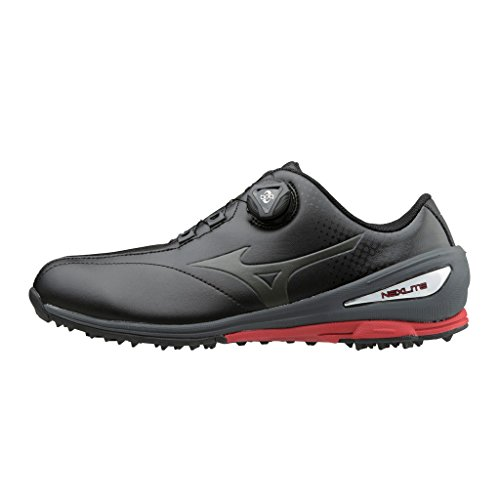 Mizuno NEXLITE Boa 004 Mens Black UK 8
