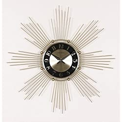George Nelson City Hall 20 in. Wall Clock