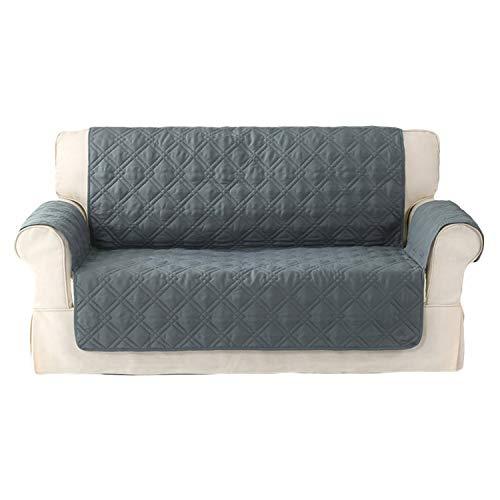 sevenTimes Fundas de sofá Impermeables y Acolchadas para ...