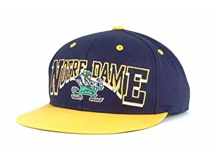 Image Unavailable. Image not available for. Color  Notre Dame Fighting  Irish NCAA Snap Back Hat Cap ... c0606c72632f