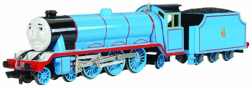 Gordon Big Express Engine - Bachmann Trains Thomas And Friends - Gordon The Express Engine With Moving Eyes