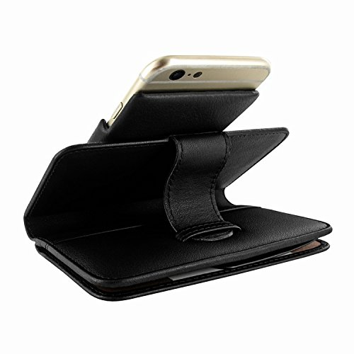 Piel Frama 678 Black Leather Wallet for Apple iPhone 6 / 6S / 7 / 8 by Piel Frama (Image #5)