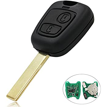 Amazon.com: Ecusells Upgrade To Flip Remote Key Case Fob for ...