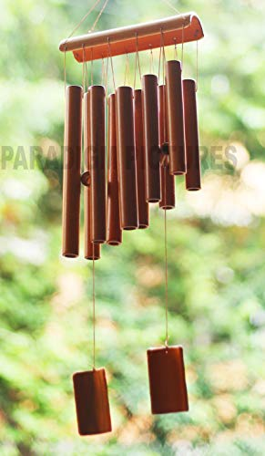 Bamboo wind chimes for Home and Garden Decoration Paradigm Pictures