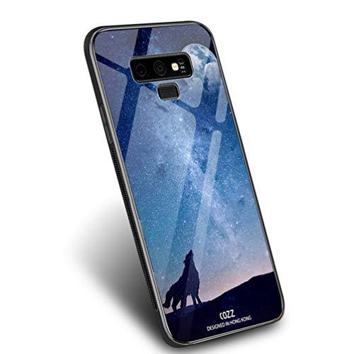 ATRAING Galaxy Note 9Tempered Glass Case, Anti-Scratch Soft