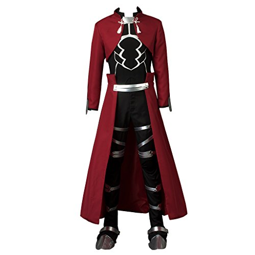 Cosfun Fate/Stay Night Archer Outfit Cosplay Costumes mp001151 (Men L)