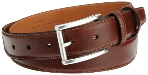 Trafalgar Men's Lorenzo Cortina Belt