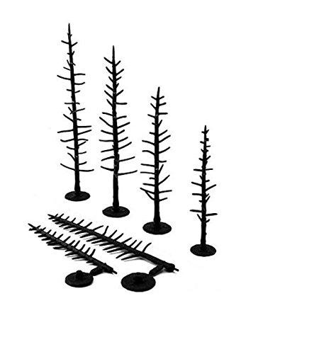 Woodland Scenics TR1124 Pine Tree Armatures (70) (Armatures Tree)