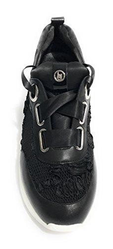 Jeans Liu Femme Noir Baskets Pour Jo wCxqgxpYT