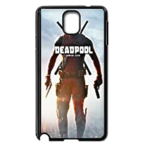 Deadpool DIY case For Custom Case Samsung Galaxy Note 3 N7200 QW6802506