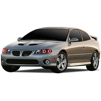 df9e74358c645 Amazon.com: FLASHTECH for Pontiac GTO 04-06 Red Single Color LED ...