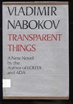 Transparent Things 0070457344 Book Cover