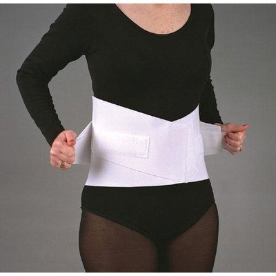 All Elastic Duo Adjustable Back Support Size: Small by Scott Specialties