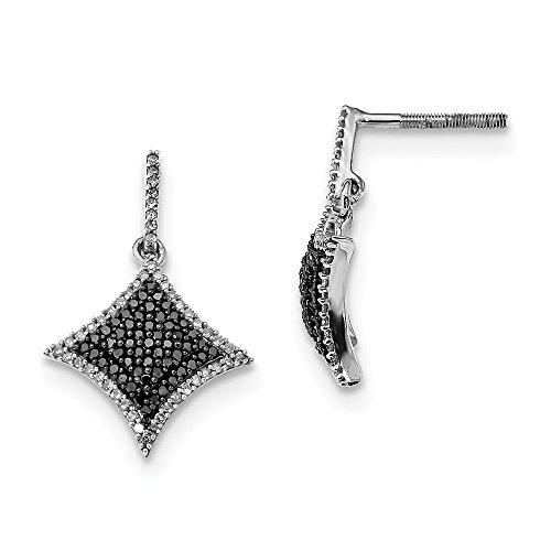0.32 Ct Diamond Dangle - 4